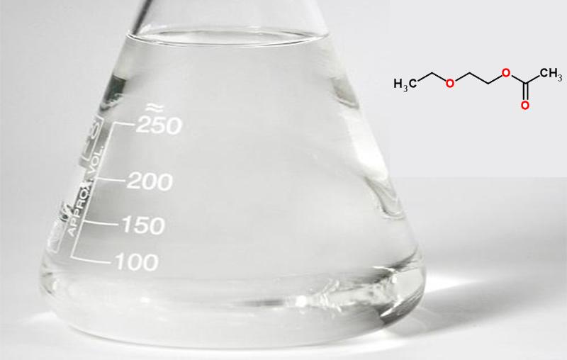 ۲-اتوکسی اتیل استات : خواص، تولید، کاربردها و عوارض!