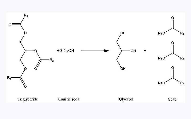 روش هیدرولیز روغن