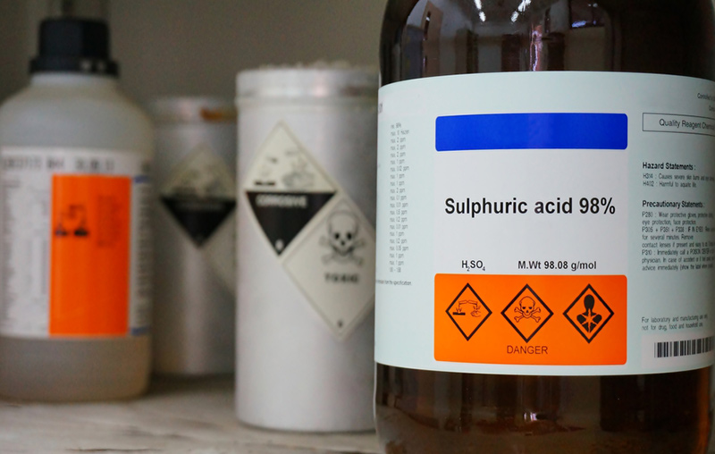 اسید سولفوریک را پادشاه مواد شیمیایی می نامند!
