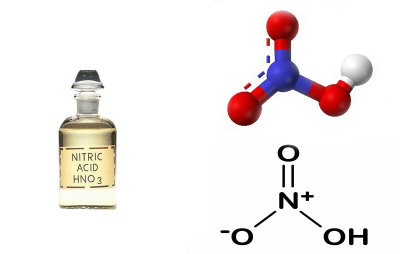 اسید نیتریک : خواص، تولید، کاربردها و ایمنی در هنگام استفاده آن!
