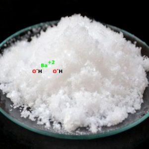 هیدروکسید باریم چه نوع ترکیبی است؟ خواص، تولید، کاربردها و سمیت