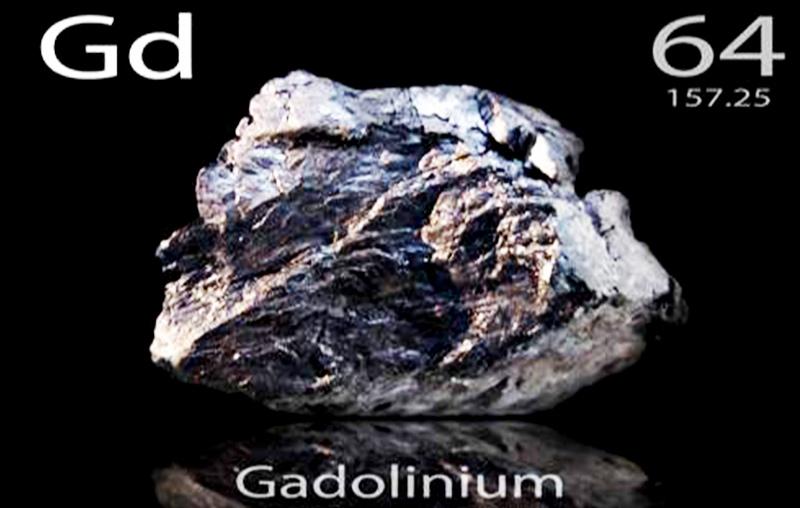 گادولینیوم چه نوع عنصر شیمیایی است؟ خواص، تولید، کاربردها و سمیت آن