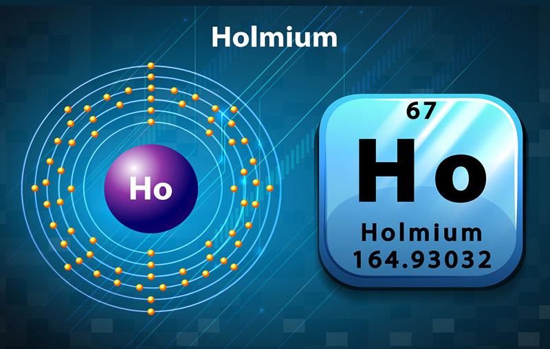 کاربردهای هولمیوم
