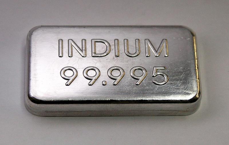 ایندیوم چه نوع عنصر شیمیایی است؟ خواص، کشف و منابع، کاربردها و سمیت