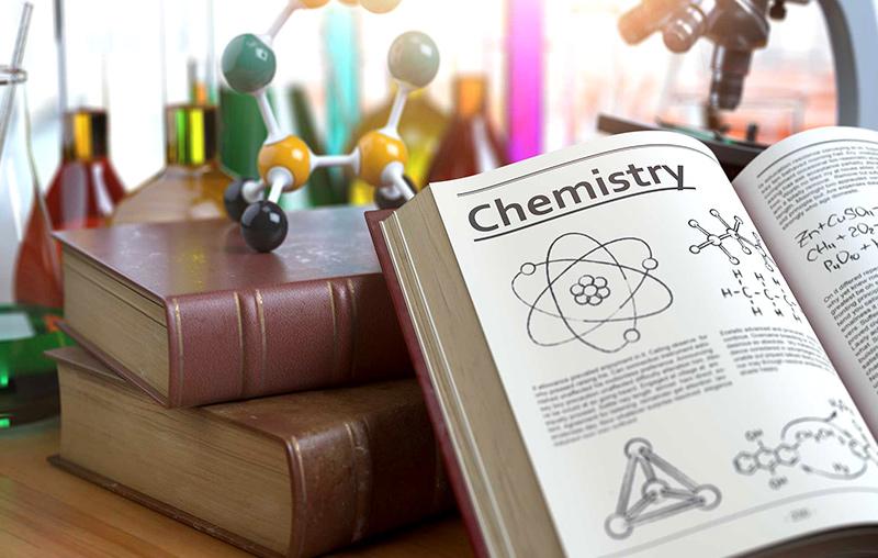 کتابخانه شیمی